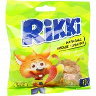 Мармелад жевательный «Rikki» кислые червячки 70г.