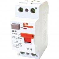 Устройство защитного отключения «TDM» SQ0203-0006