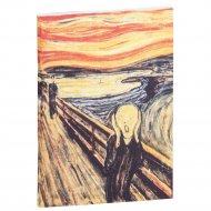 Блокнот «Мунк. Крик» 40 страниц, 03256.