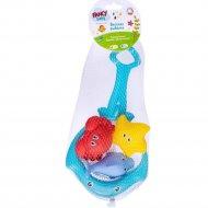 Набор игрушек для ванной «Fancy Baby» Веселая рыбалка, BATH5