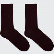 Носки мужские «Mark Formelle» бордовые, размер 29.