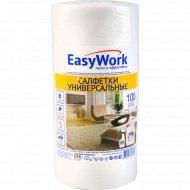 Салфетки «Easy Work» 28х24 см, 100 шт.