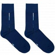 Носки мужские «Mark Formelle» синие, размер 25.