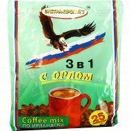 Напиток кофейный, с орлом 3 в 1, по-Ирландски, 450 г.