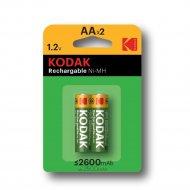 Аккумулятор «Kodak» HR6-2BL 2600 mAh.