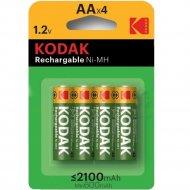 Аккумулятор «Kodak» HR6-4BL 2100 mAh PRE-CHARGED.