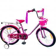Детский велосипед «Favorit» Lady, LAD-P18RS