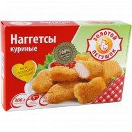 Наггетсы куриные в пикантном прованском соусе, замороженные, 300 г.