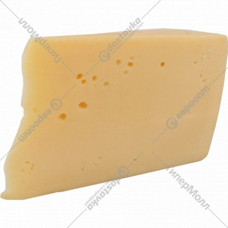 Сыр «Пошехонский» 45% 1 кг., фасовка 0.3-0.4 кг
