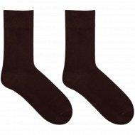 Носки мужские «Mark Formelle» коричневые, размер 25.