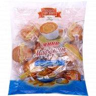 Мини-маффины «Русский бисквит» с вареной сгущенкой, 465 г