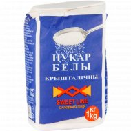 Сахар белый «Кристаллический» 1 кг.