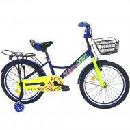 Велосипед «Krakken» Spike 20, Синий