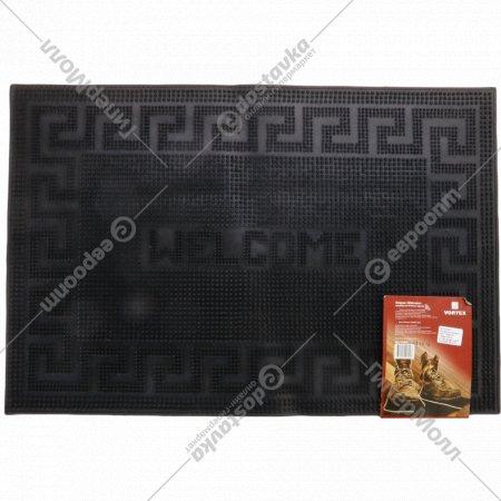Коврик придверный «Welcome» 40х60 см.