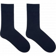 Носки мужские «Mark Formelle» темно синие, размер 29.