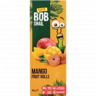 Фруктовые роллы «Bob snail» манго, 30 г