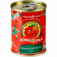 Паста томатная «Помидорка» 140 г.