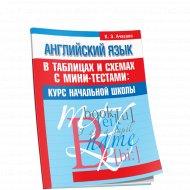 Книга «Английский язык в таблицах и схемах с мини-тест».