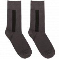 Носки мужские «Mark Formelle» графитовые, размер 25.