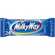 Шоколадный батончик «Milky Way» 26 г