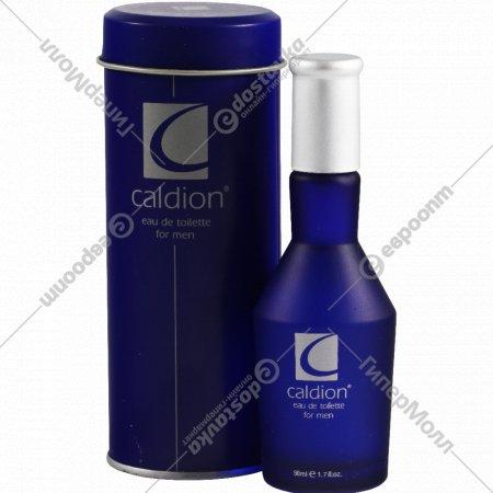 Туалетная вода «Caldion» для мужчин, 50 мл.