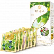 Чай ассорти «Hyleys» 7 вкусов, 25 пакетиков.