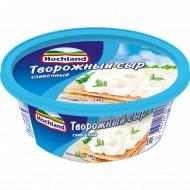 Творожный сыр «Hochland» сливочный 60 %, 140 г.