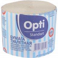 Бумага туалетная «Эксклюзив» Opti Standart без гильз, 1 рулон.