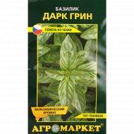 Семена базилика «Дарк грин» 0.5 г.