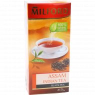 Чай черный «Milford» 20 пакетиков.