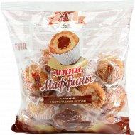 Мини-маффины «Русский бисквит» с шоколадным вкусом, 465 г.
