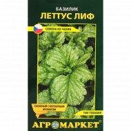 Семена базилика «Леттус лиф» 0.5 г.