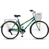 Велосипед «Stels» Navigator 350 Lady Z010, LU084898, Морская Волна