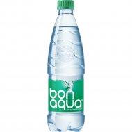 Вода питьевая «Bonaqua» плюс среднегазированная, 0.5 л.