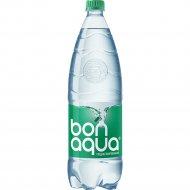 Вода питьевая «Bonaqua» плюс среднегазированная, 1.5 л.
