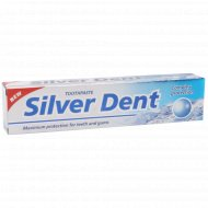 Зубная паста «Silver Dent» комплексная защита, 100 мл.