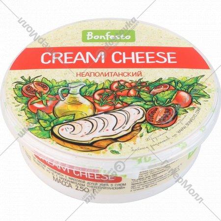 Сыр мягкий «Cream Cheese» неаполитанский, 70%, 250 г.