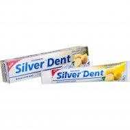 Паста зубная «Silver Dent» экстра отбеливание с лимоном, 100 мл.