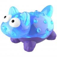 Игрушка для щенков «Лиса» с пищалкой, 8 см.