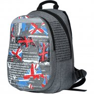 Рюкзак «Galanteya» 66519, 1с740к45, серый