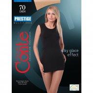 Колготки женские «Conte» prestige, 70 den, bronz, 5.