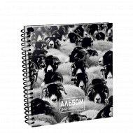 Альбом для набросков «Овцы».