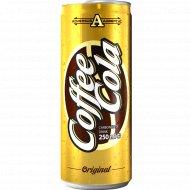 Напиток сильногазированный «Кофе-Кола» ароматизированный, 0.25 л.