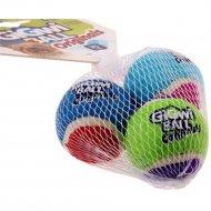 Игрушка для собак «Теннисный мяч» 4см.