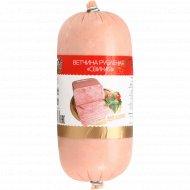 Ветчина рубленая «Свиная» 1 кг., фасовка 0.5-0.55 кг