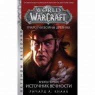 Книга «World of Warcraft. Трилогия Войны Древних: Источник Вечности».
