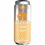 Напиток энергетический «Bizon Gold» original energy drink, 0.5 л.