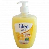 Мыло жидкое «Lilea» Honey & Milk 500 мл.