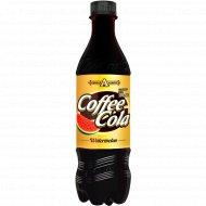 Напиток сильногазированный «Кофе-Кола арбуз» 0.5 л.