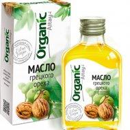Масло грецкого ореха «Органик» 100 мл.